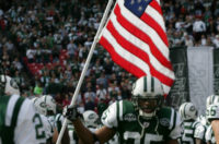 Pro Football Player Called Un-American